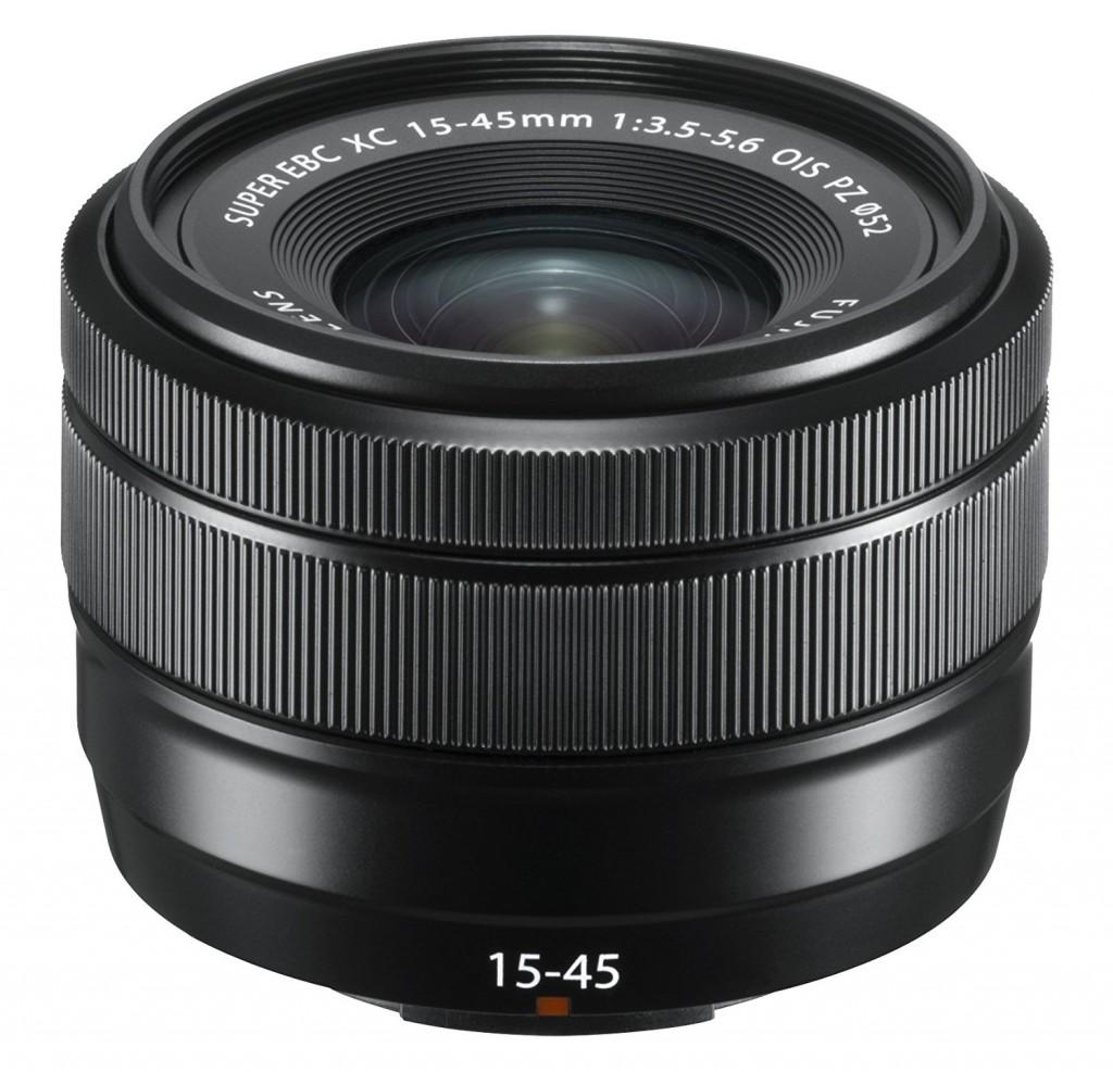 Fujifilm XC 15-45mm F3.5-5.6 OIS PZ lens