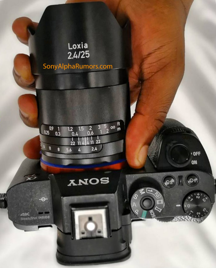 Loxia-25mm F2.4 image