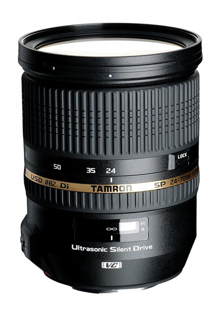 Tamron sp 24-70mm F2.8 USD lens