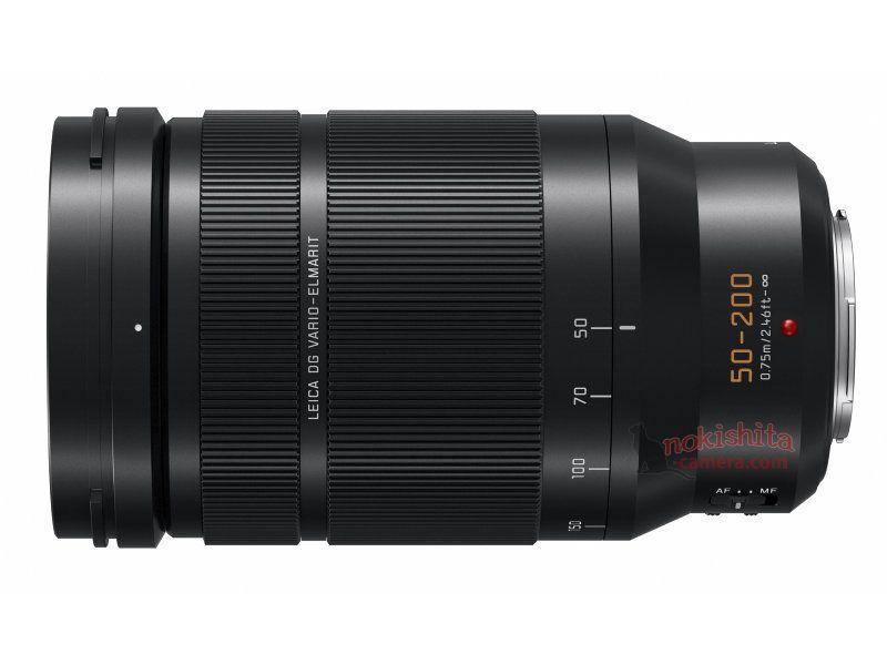 Panasonic LEICA DG VARIO-ELMARIT 50-200mm F2.8-4.0 ASPH lens-2
