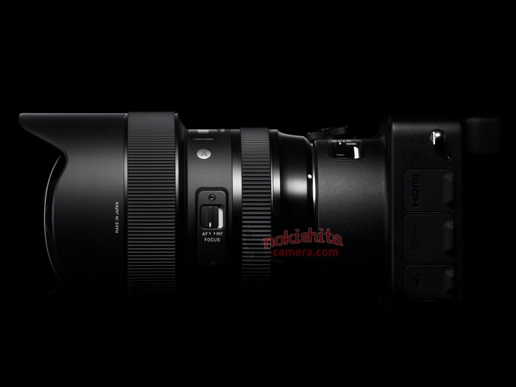 Sigma 12-24mm F2.8 DG Art lens