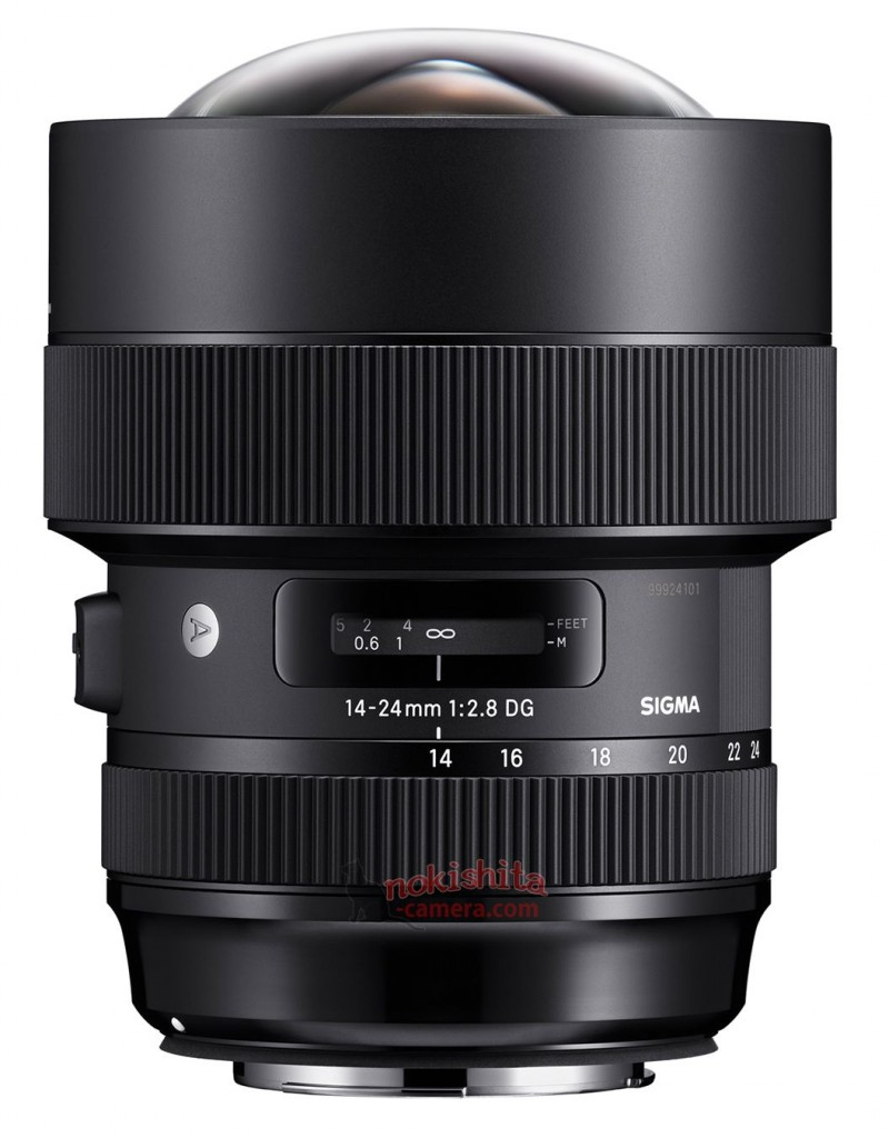 Sigma 12-24mm F2.8 DG Art lens2