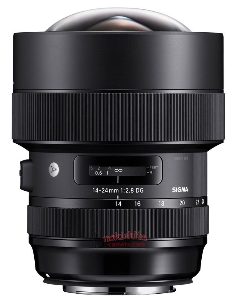 Sigma 12-24mm F2.8 DG Art lens2