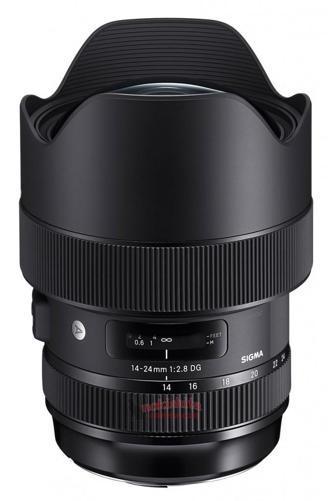 Sigma 12-24mm F2.8 DG Art lens3