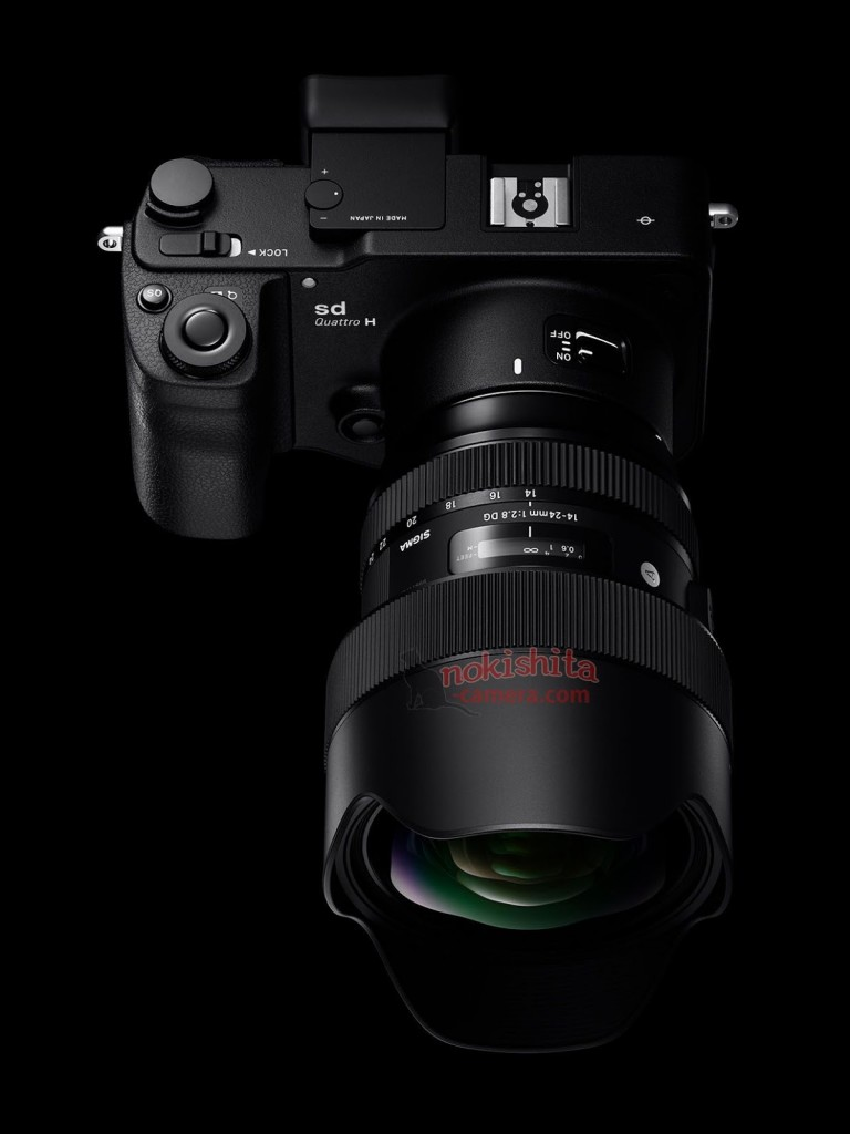 Sigma 12-24mm F2.8 DG Art lens4