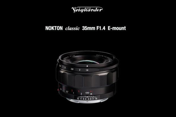 Voigtlander-Nokton-Classic-35mm-f-1.4-FE-lens