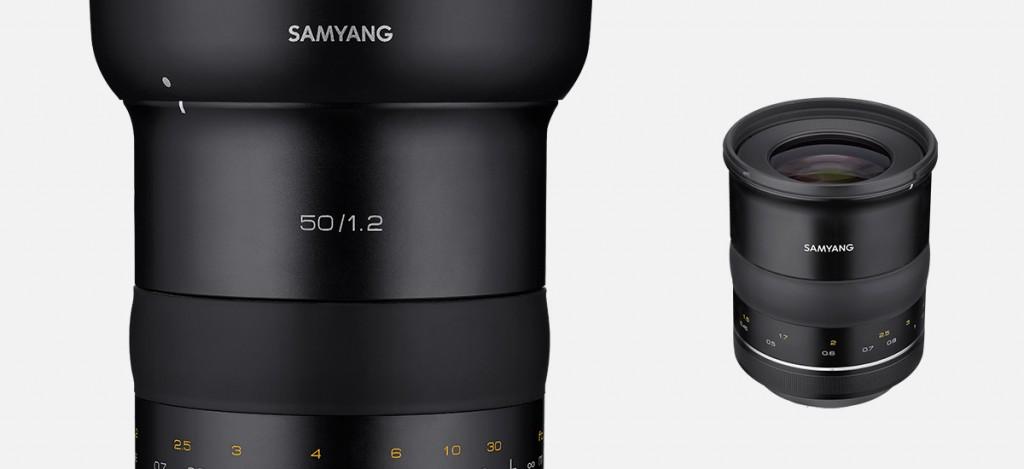 samyang xp 50mm F1.2 lens2
