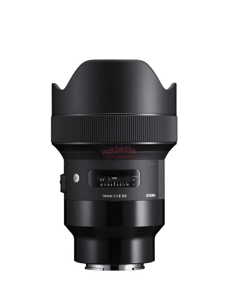 sigma FE lenses1