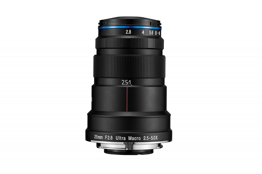 Laowa 25mm F2.8 lens
