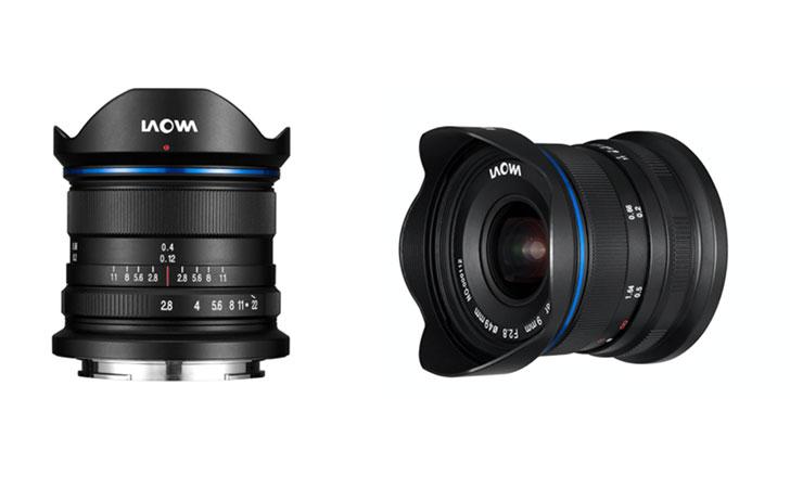 Laowa 9mm F2.8 lens