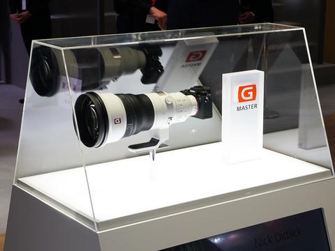 Sony FE 400mm F2.8 GM lens images