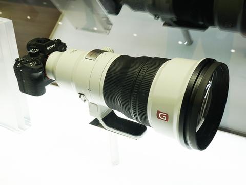Sony FE 400mm F2.8 GM lens images2