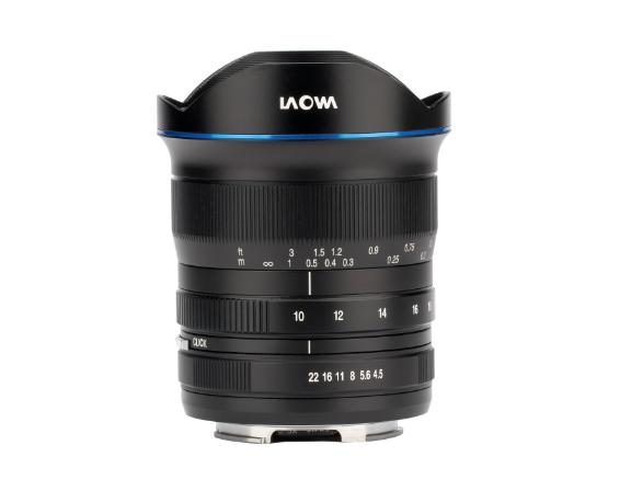 Laowa 10-18mm F4.5-5.6 FE lens