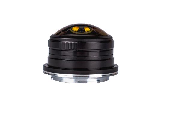 Laowa 4mm F2.8 MFT lens