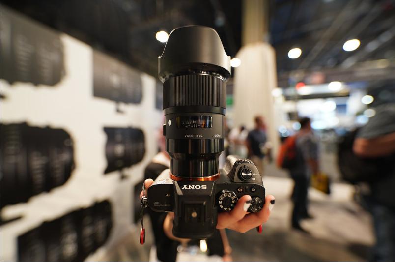 Sigma FE lenses