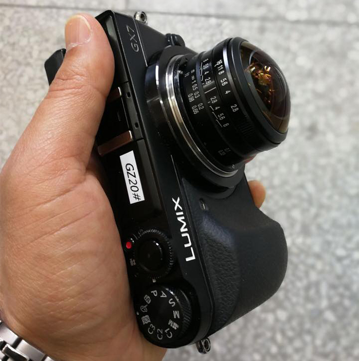 laowa 4mm lens