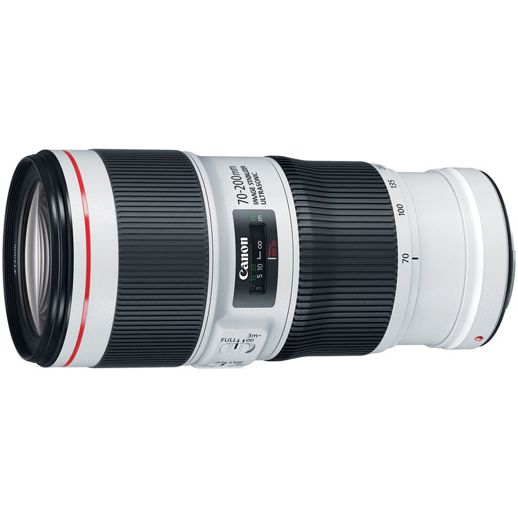 Canon EF 70-200 mm F4L IS II
