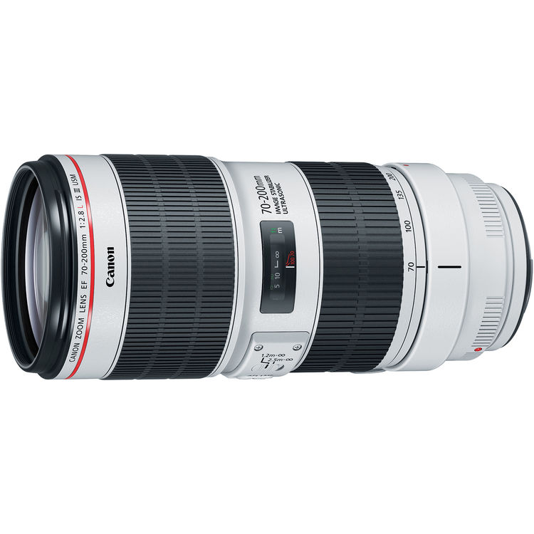 Canon EF 70-200mm f2.8L IS III USM-2