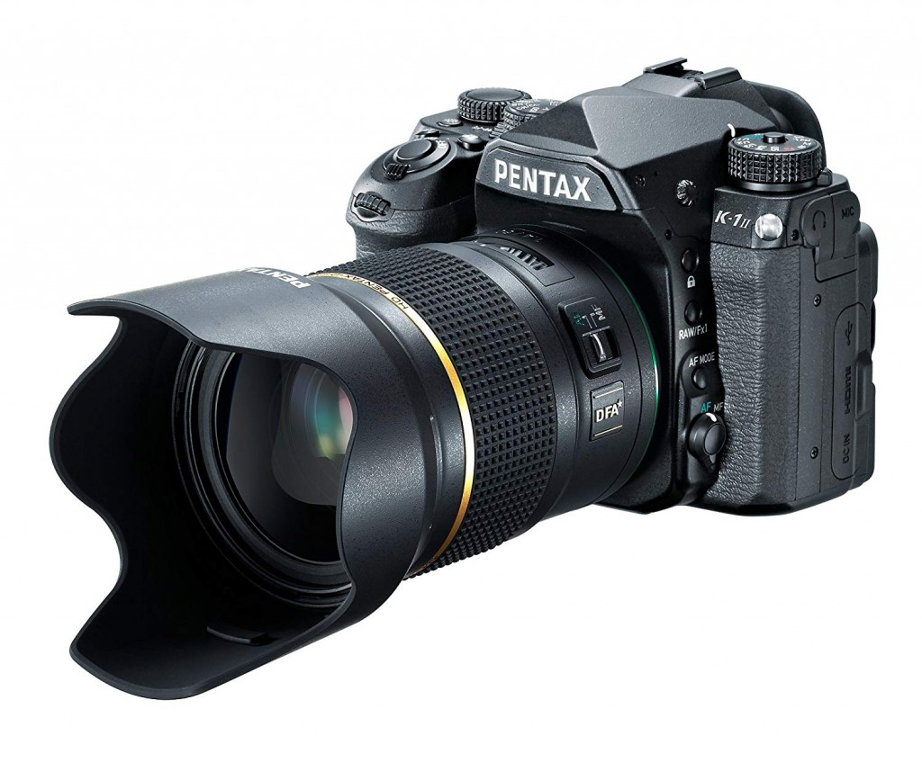Pentax HD 50mm F1.4 SDM lens