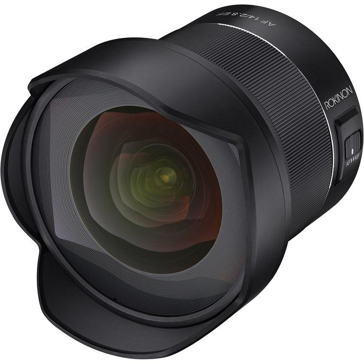 Rokinon AF 14mm f2.8 Lens for Canon EF