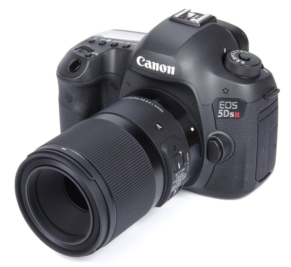 Sigma 70mm F2.8 DG Macro Art Lens review