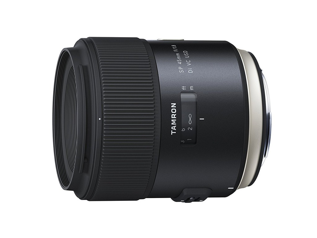 Tamron SP 45mm F1.8 Di VC USD Lens deal