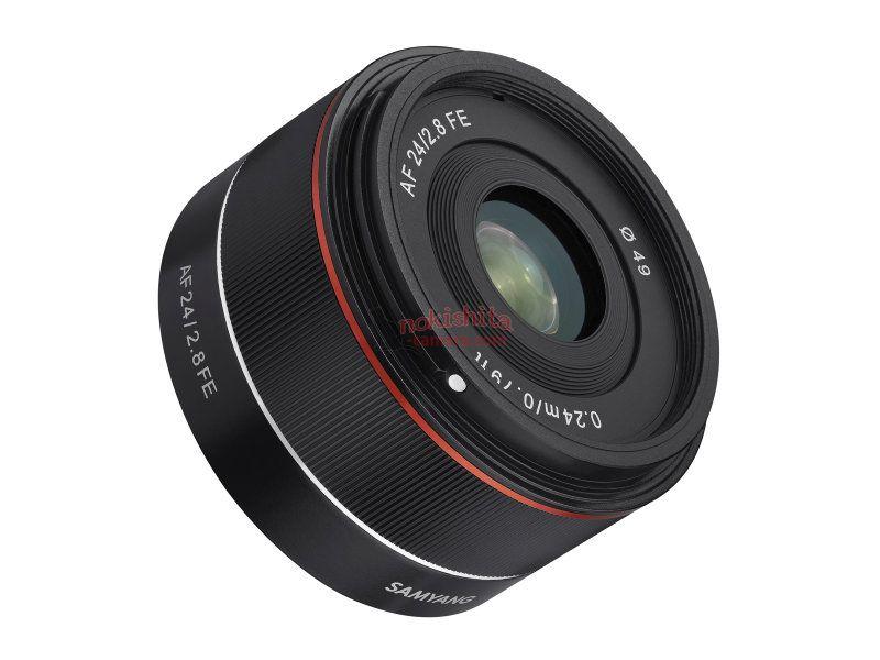 samyang 24mm F2.8 AF lens images2