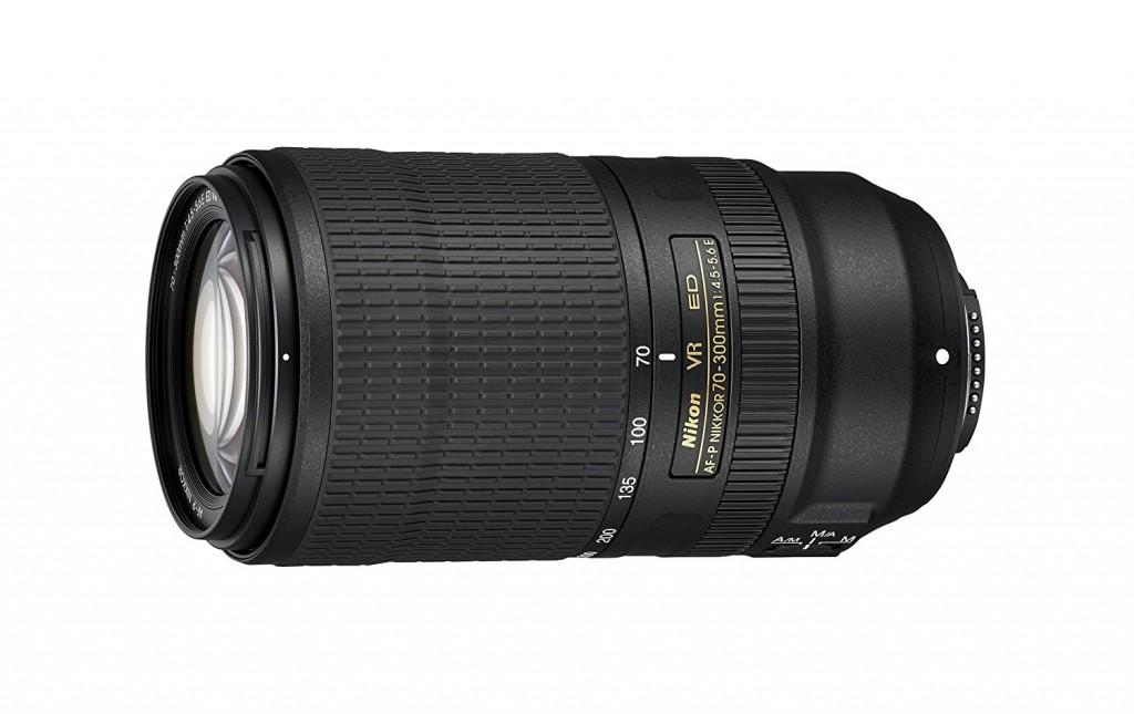 Nikon AF-P NIKKOR 70-300mm f 4.5-5.6E ED VR Lens