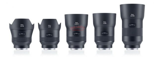 Hot Deals: Up to $502 off on Zeiss Batis Lenses