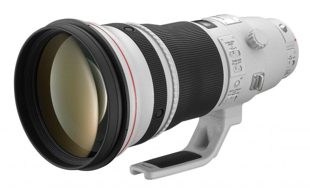 Canon EF 400mm f2.8L IS II Lens