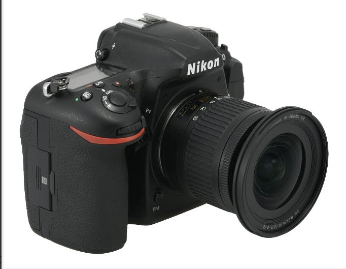 Nikon AF-P DX lens review