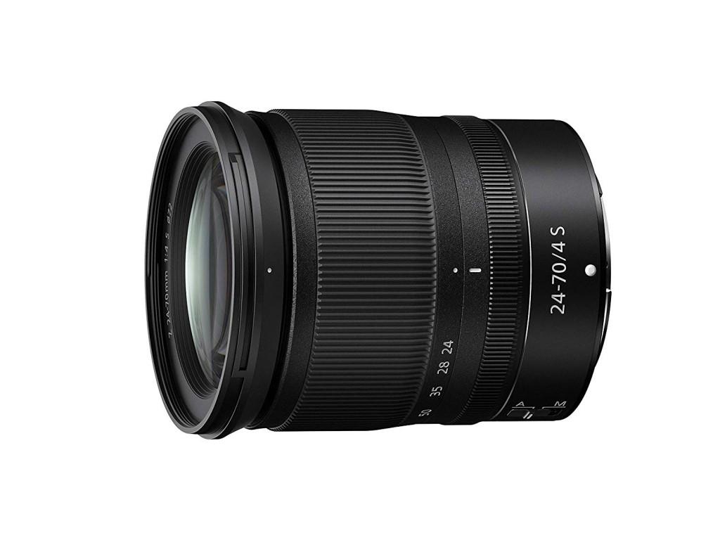 Nikon NIKKOR Z 24-70mm f 4 S Lens