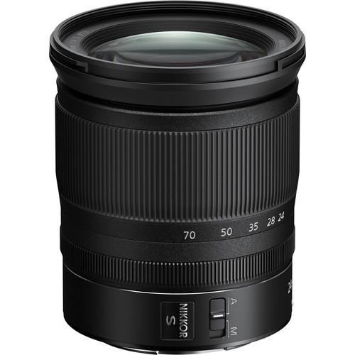 Nikon NIKKOR Z 24-70mm f 4 S Lens2