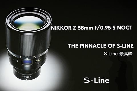 Nikon Z 58mm F0.95 S NOCT lens