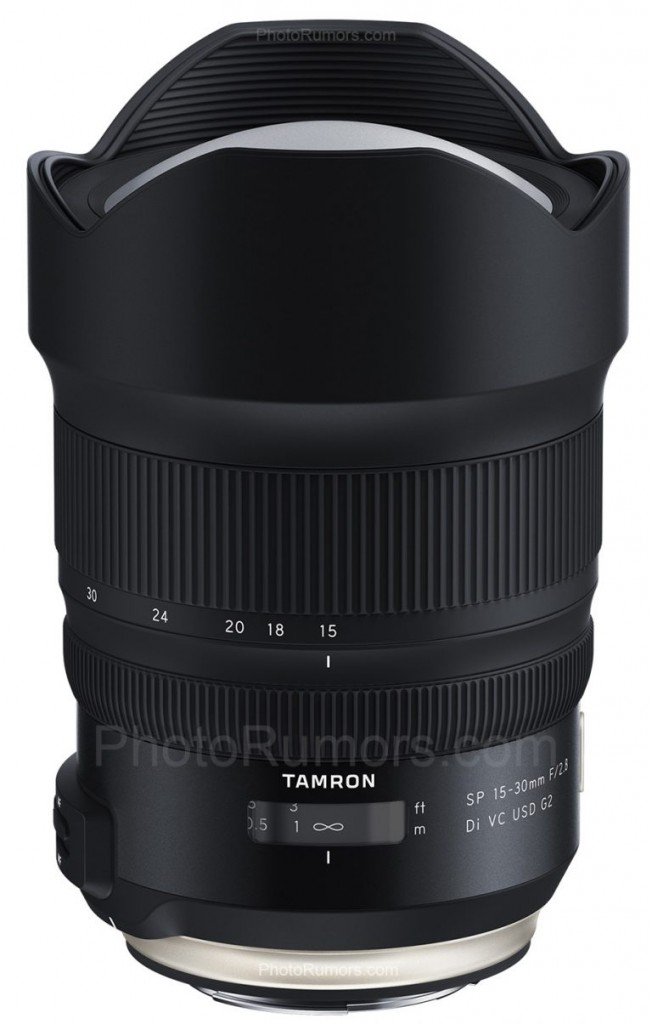 Tamron-SP-15-30mm-f2.8-Di-VC-USD-G2-lens