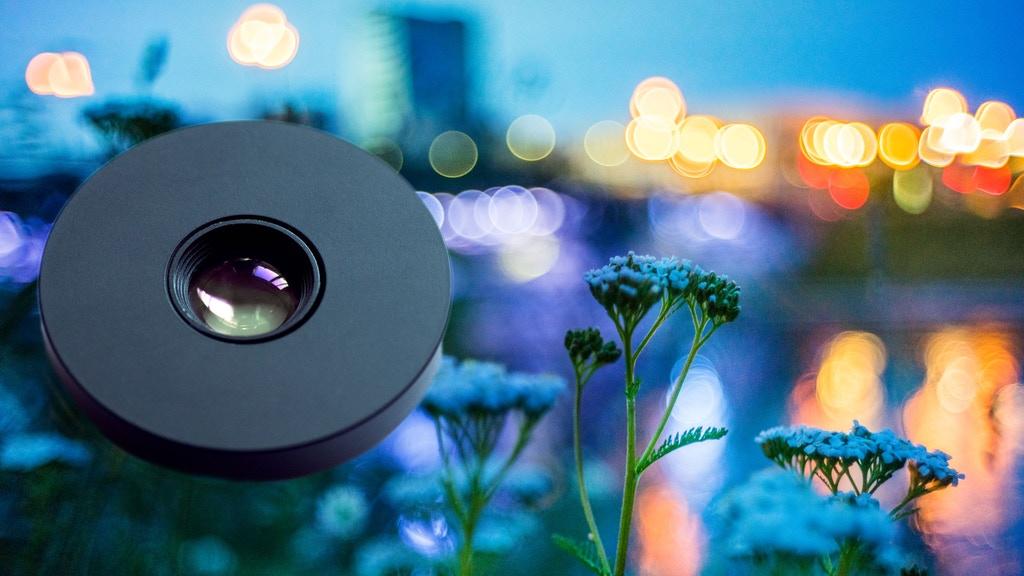 35mm F2.7 lens