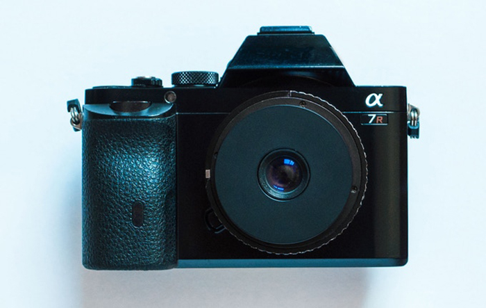 35mm F2.7 lens2