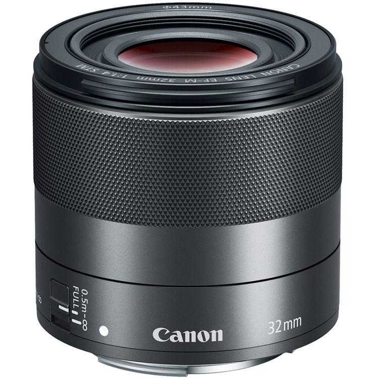 Canon EF-M 32mm F1.4 STM