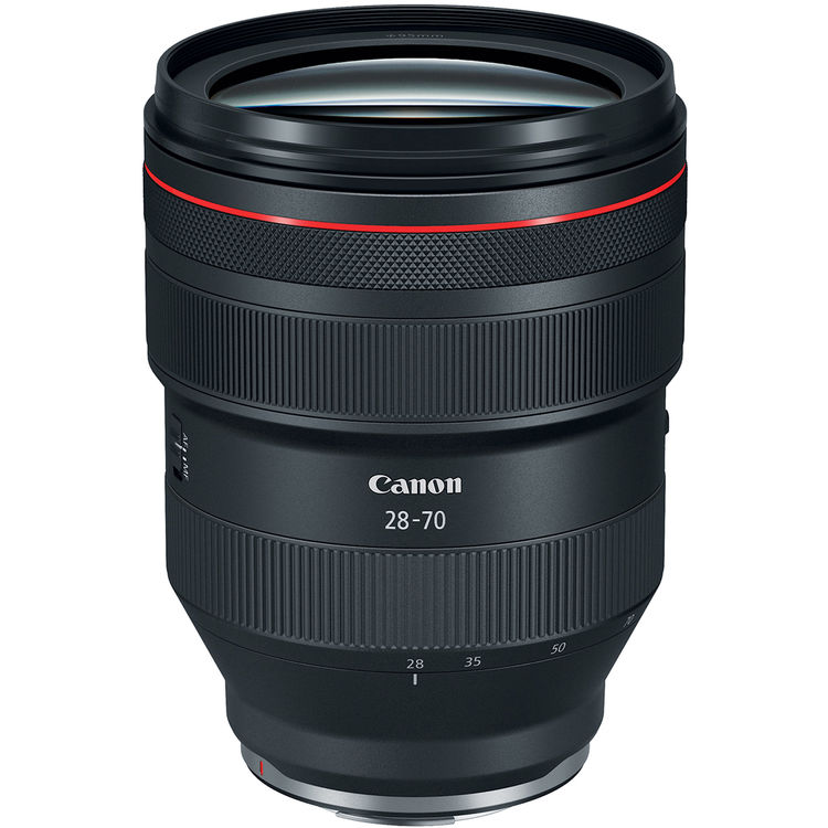 Canon RF 28-70mm f 2L USM Lens