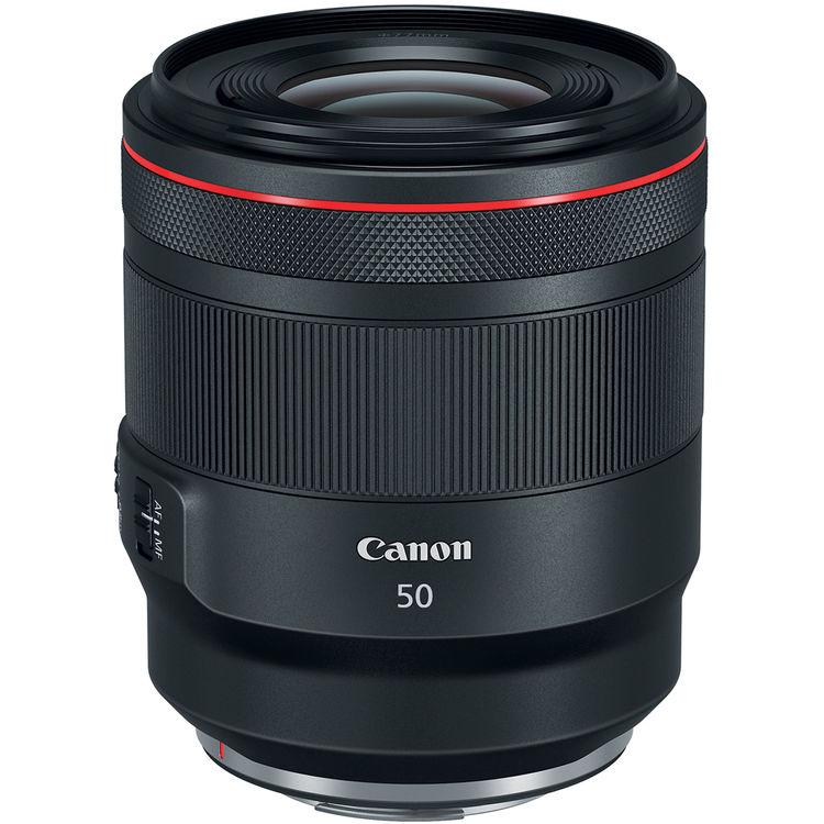 Canon RF 50mm F1.2L Lens