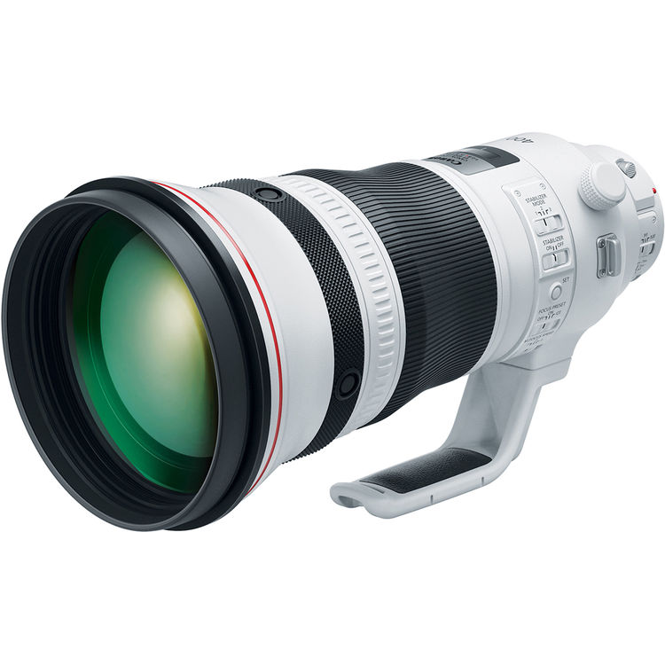 EF 400mm f2.8L IS III USM Lens
