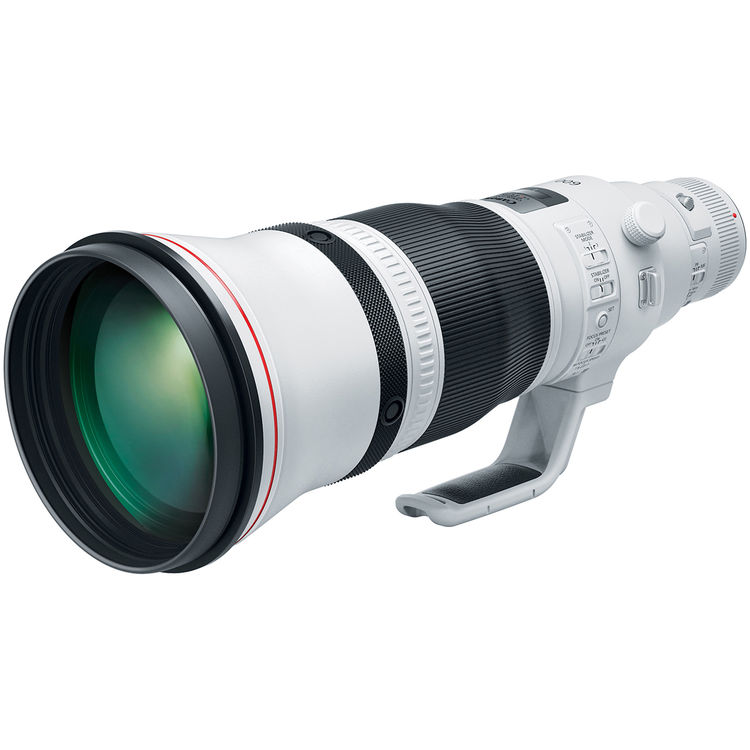 EF 600mm f4L IS III USM Lens