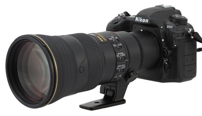 Nikon D500 w 500mmF5.6