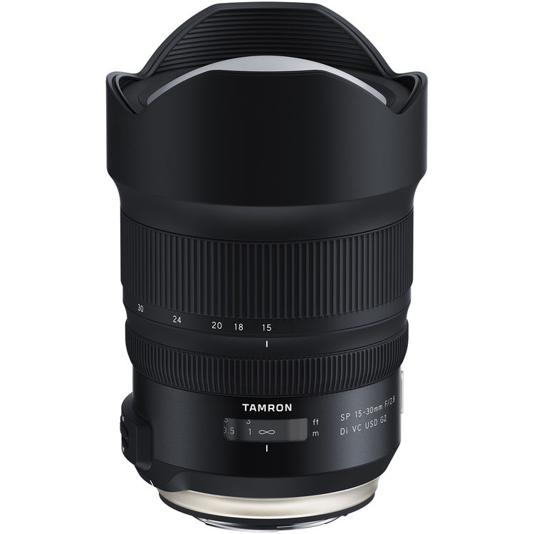 Tamron SP 15-30mm F2.8 Di VC USD G2