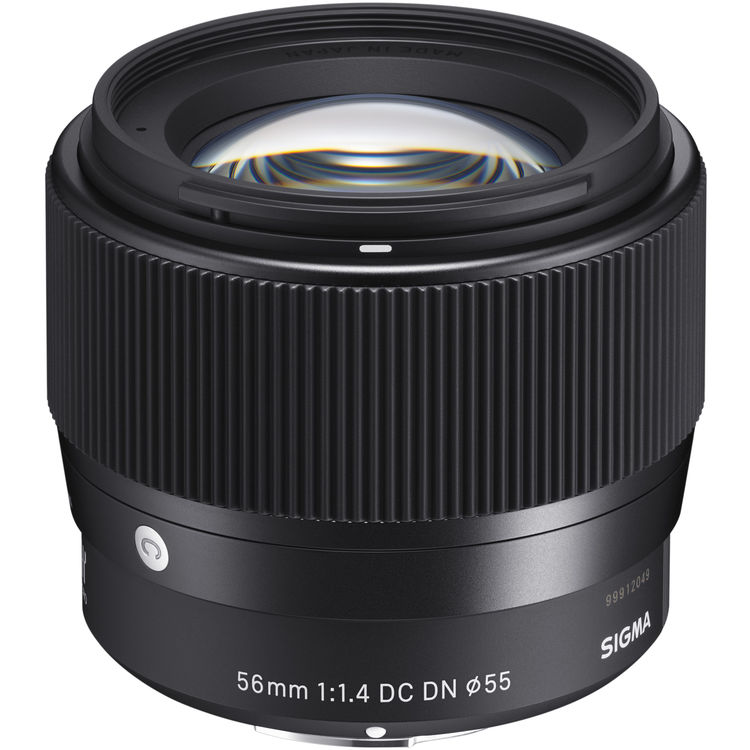 Sigma 56mm f1.4 DC DN Contemporary Lens