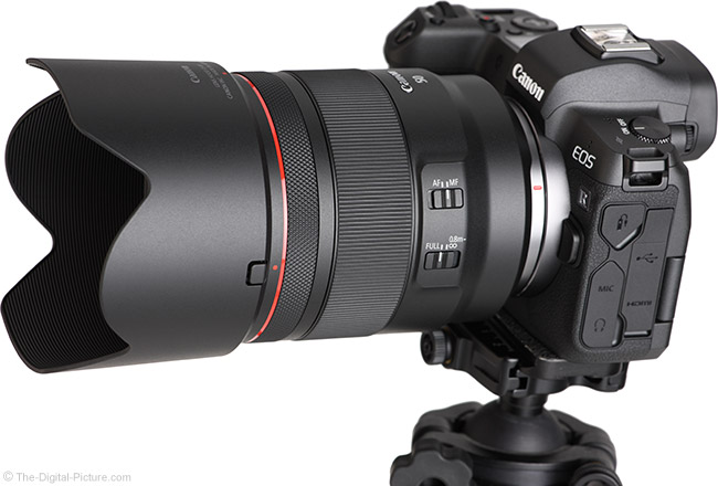 Canon RF 50mm F1.2L USM Lens Review (The-Digital-Picture) | Lens Rumors