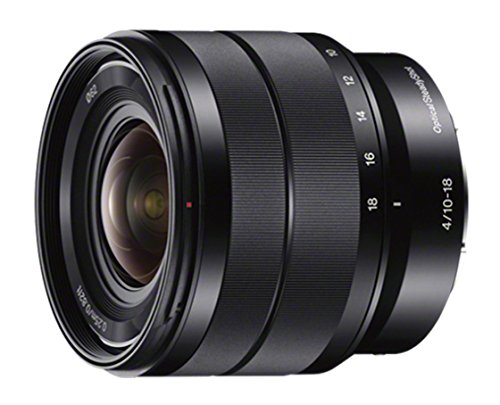 Sony - E 10-18mm F4 OSS