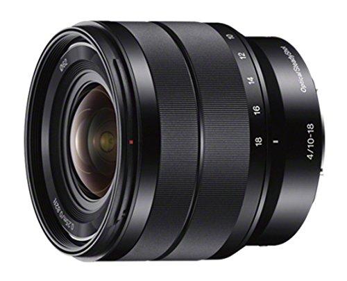 Sony - E 10-18mm F4 OSS