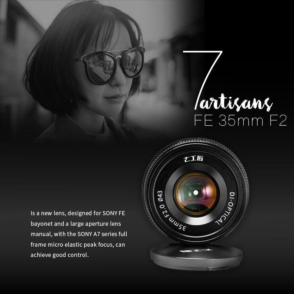 7artisans FE 35mm F2