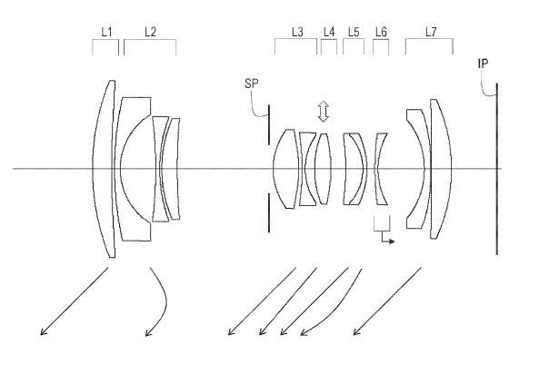 Canon RF 24-70mm patent
